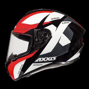 AXXIS X-ROAD ΚΟΚΚΙΝΟ