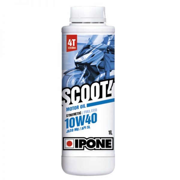 IPONE_SCOOT_4_10W40