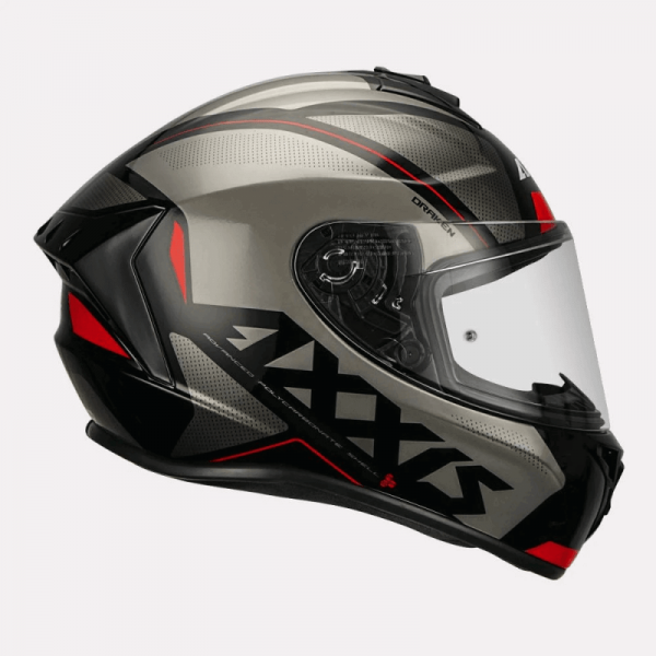 AXXIS DRAKEN GEAR GREY